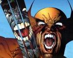 Comic Wall 1280-10 (Wolverine And Hulk)