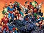 Comic Wallpapers APB JLA