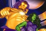 She Hulk #12 wallpaper