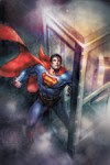SUPERMAN IN PHONE BOOTH