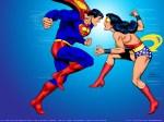 WONDER WOMAN VS SUPERMAN