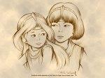 Yoko Tsuno and Poky