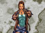 r CAW-0027 Lara Croft