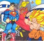 SUPERMAN VS GUKO