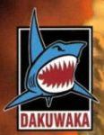 dakuwaka comic logo