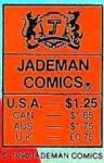 jademan comics logo