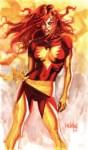 Dark Phoenix (by Dan Brereton) 1