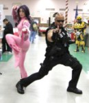 Cosplay – Psylocke & Blade
