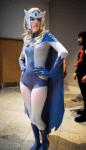 Snowbird cosplay