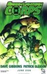 DC 2006 Green Lantern Corps Advertisement