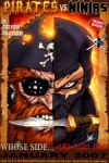 Pirates Vs Ninjas Advertisement
