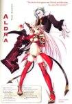 Aldra – Queen's Blade