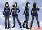 Armor – X-men Anime
