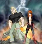 Brock and Molotov