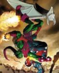 Green Goblin v.s Spider-man