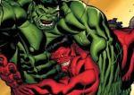 Hulk v.s Red Hulk
