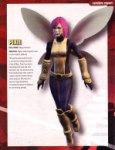 Pixie – New X-men
