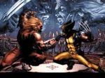 Sabre Tooth v.s Wolverine