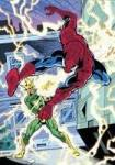 Spider-man v.s Electro