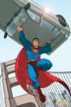 Superman by Jackademus