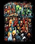 Marvel Civil War Pin Up