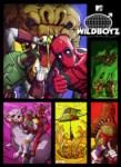 Boba Fett & Deadpool on Wildboyz