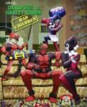 What If Deadpool & Harley Quinn had children