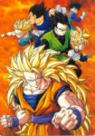 Dragon Ball Z – Super Sayian