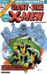 Marvel Now Giant Size X-men Homage