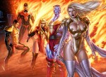 The Phoenix Five from Avengers vs X-men