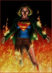 Supergirl – Flames