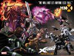 X-force vs AofA X-men