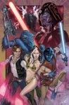 X-men / Star Wars combo