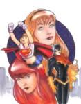 Supergirl Batgirl, Oracle