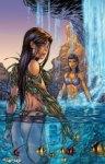 Fathom And Witchblade