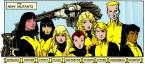 New Mutants by Art Adams