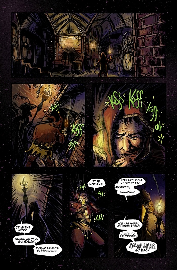 Preview The Cask of Amontillado (Action Lab)