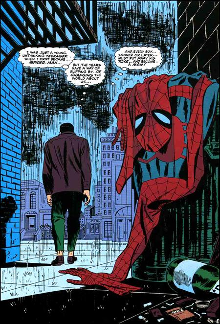 I'm Spiderman No More Spider-Man  4  No More