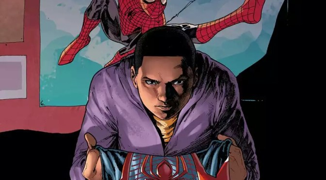 Comic Book Noise 499: Ultimate Comics Spider-Man
