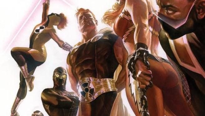 Comic Book Noise 655: Squadron Supreme #1