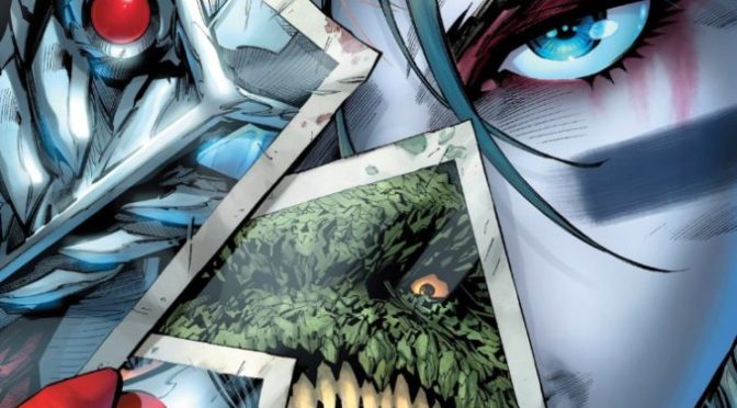 Comic Book Noise 731: Suicide Squad: Rebirth #1
