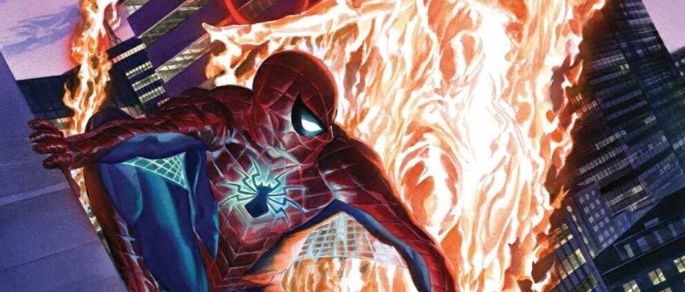 Amazing Spider-Man #3 Cover