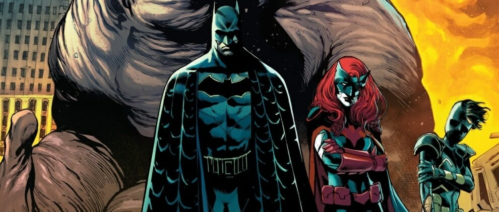 Detective Comics #940 Front Page
