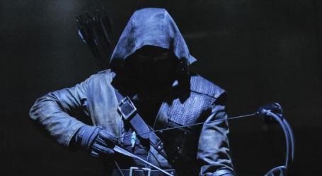 Arrow S01E09