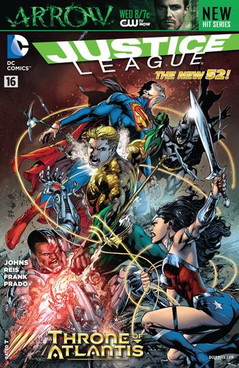 Justice League #16