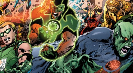 Avant-Première VO: Review Justice League of America #6