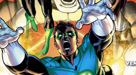 Preview: Green Lantern Annual #2