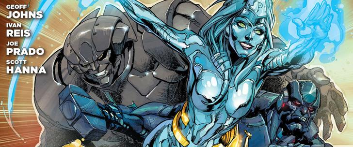 Avant-Première VO: Review Justice League #28