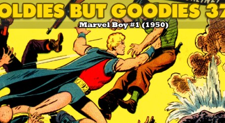 Oldies But Goodies: Marvel Boy #1 (Dec. 1950)