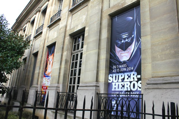 Super-Héros - l'Art d' Alex Ross